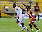 Dando muestras de superioridad, el Deportes Tolima goleó 3-0 al Cúcuta Deportivo, en compromiso de la fecha 9, disputado este domingo por la tarde en el estadio metropolitano de Techo de Bogotá.