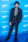 Pablo Molinero attends to blue carpet of presentation of new schedule of Movistar+ at Queen Sofia Museum in Madrid, Spain. September 12, 2018. (ALTERPHOTOS/Borja B.Hojas)