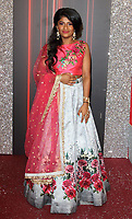 Haiesha Mistry at The British Soap Awards 2019 arrivals. The Lowry, Media City, Salford, Manchester, UK on June 1st 2019<br /> CAP/ROS<br /> ©ROS/Capital Pictures