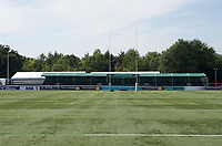 General view before the 2019/20 Pre Season Friendly match between Ealing Trailfinders and Bishop's Stortford at Castle Bar , West Ealing , England  on 24 August 2019. Photo by Alan  Stanford / PRiME Media images