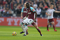 Cheikhou Kouyate of West Ham during West Ham United vs Burnley, Premier League Football at The London Stadium on 10th March 2018