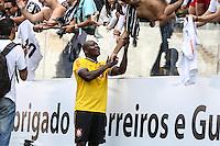 SAO PAULO, SP, 10.05.2014 - JOGO TESTE CORINTHIANS - Fredy Rincon Arena Corinthians durante jogo teste-festivo na regiao leste de Sao Paulo neste sabado, 10. (Foto: William Volcov / Brazil Photo Press).