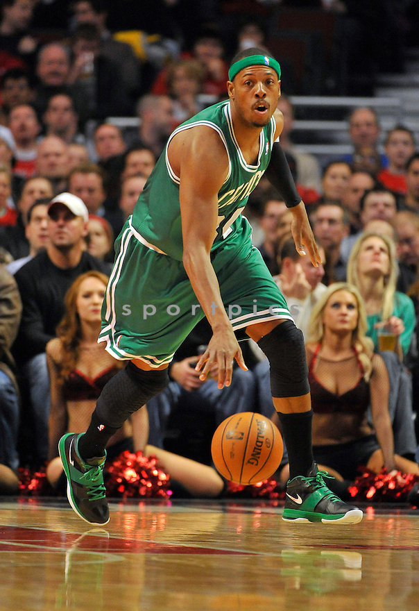 Boston Celtics Paul Pierce (34)