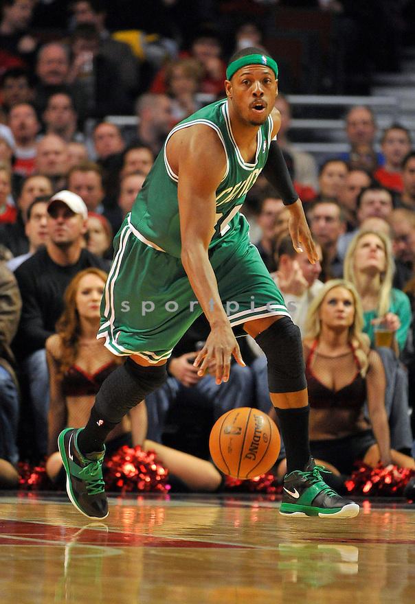 Boston Celtics Paul Pierce (34)