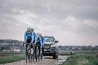 Paris-Roubaix recon 2018