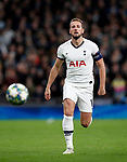 Tottenham's Harry Kane in action during the UEFA Champions League match at the Tottenham Hotspur Stadium, London. Picture date: 26th November 2019. Picture credit should read: David Klein/Sportimage