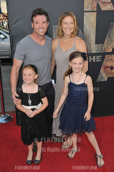 """Terry Notary at the Los Angeles premiere of """"Rise of the Planet of the Apes"""" at Grauman's Chinese Theatre, Hollywood..July 28, 2011  Los Angeles, CA.Picture: Paul Smith / Featureflash"""