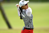 SINGAPORE - MARCH 02: Minjee Lee of Australia on the 15th tee during the third round of the HSBC Women's World Championship 2019 at Sentosa Golf Club - Tanjong Course, Singapore on March 02, 2019.<br /> .<br /> .<br /> .<br /> (Photo by: Naratip Golf Srisupab/SEALs Sports Images)<br /> .<br /> Any image use must include a mandatory credit line adjacent to the content which should read: Naratip Golf Srisupab/SEALs Sports Images