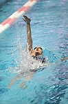 26 MAR 2011:  Sadie Nennig of Emory competes in the 200 yard backstroke during the Division III Men's and Women's Swimming and Diving Championship held at Allan Jones Aquatic Center in Knoxville, TN.  Nennig finished third with a time of 2:00.93  David Weinhold/NCAA Photos