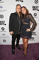 LOS ANGELES, CA - NOVEMBER 8: Jay Cohen, Lisa Vidal, at the Eva Longoria Foundation Dinner Gala honoring Zoe Saldana and Gina Rodriguez at The Four Seasons Beverly Hills in Los Angeles, California on November 8, 2018. Credit: Faye Sadou/MediaPunch