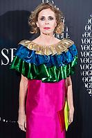 Designer Agatha Ruiz de la Prada attends a dinnerorganized by Vogue at Hotel Santo Mauro in Madrid, Spain. January 18, 2018. ALTERPHOTOS/Borja B.Hojas/Insidefoto