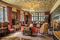 BNPS.co.uk (01202 558833)<br /> Pic: Savills/BNPS.<br /> <br /> An interior at Athelhampton House.<br /> <br /> A grand country house is bracing itself for a huge influx of international visitors as its contents of antiques, furniture and paintings go on display ahead of an everything-must-go sale.<br /> <br /> The auction of a myriad of treasures inside Athelhampton House in Dorset, which is expected to raise over £1million, is being hailed as one of the best country house sales for a generation. <br /> <br /> The doors of the £7m Tudor mansion will be thrown open to visitors and potential bidders for four days from tomorrow (Sat).