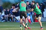 NELSON, NEW ZEALAND - JULY 11: Div 2 Rugby - Nelson v Riwaka. Trafalgar Park, Saturday July 11, 2020. New Zealand. (Photo by Evan Barnes/ Shuttersport Limited)