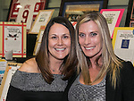 Lauren Sankovich and Emily Angelopoulos during the Jack T. Reviglio Cioppino Feed & Auction at the Donald W. Reynolds Facility in Reno on Saturday, February 25, 2017.