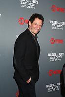 "LOS ANGELES - DEC 1:  Dominic West at the Heavyweight Championship Of The World ""Wilder vs. Fury"" - Arrivals at the Staples Center on December 1, 2018 in Los Angeles, CA"