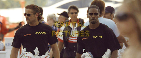COLIN FARRELL & JAMIE FOXX .in Miami Vice.*Editorial Use Only*.www.capitalpictures.com.sales@capitalpictures.com.Supplied by Capital Pictures.