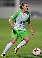 VfL Wolfsburg's Lara Dickenmann during UEFA Womens Champions League 2017/2018, 1/16 Final, 1st match. October 4,2017. (ALTERPHOTOS/Acero) /NortePhoto.com /NortePhoto.com