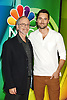 Dr Eric Manheimer and Ryan Eggold of &quot;New Amsterdam attends the NBC New York Fall Junket on September 6, 2018 at The Four Seasons Hotel in New York, New York, USA. <br /> <br /> photo by Robin Platzer/Twin Images<br />  <br /> phone number 212-935-0770