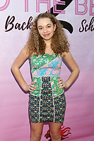 """LOS ANGELES - MAR 8:  Jillian Shea Spaeder at the """"To the Beat! Back 2 School"""" World Premiere Arrivals at the Laemmle NoHo 7 on March 8, 2020 in North Hollywood, CA"""