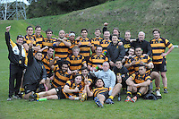 130615 Wellington Club Rugby - Wests v Wellington