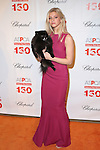 Model Niamh Adkins Attends the 19th Annual ASPCA Bergh Ball held at The Plaza Hotel - Grand Ballroom