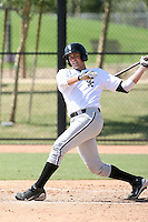 Mike Blanke - Chicago White Sox - 2010 Instructional League.Photo by:  Bill Mitchell/Four Seam Images..