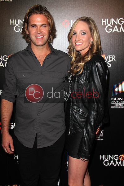 Matt Flanagan, Tara Smith<br />