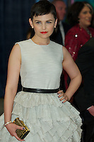 WASHINGTON, DC - APRIL 28:  Ginnifer Goodwin attends the 2012 White House Correspondents Dinner at the Washington Hilton Hotel in Washington, D.C  on April 28, 2012  ( Photo by Chaz Niell/Media Punch Inc.)