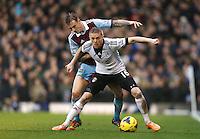 Fulham v West Ham Utd 01-Jan-2014