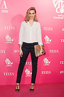 Norma Ruiz attends Telva Beauty Awards ceremony in Madrid, Spain. January 20, 2015. (ALTERPHOTOS/Victor Blanco) /NortePhoto