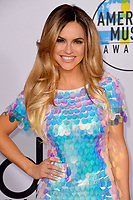 Chrishell Stause at the 2017 American Music Awards at the Microsoft Theatre LA Live, Los Angeles, USA 19 Nov. 2017<br /> Picture: Paul Smith/Featureflash/SilverHub 0208 004 5359 sales@silverhubmedia.com