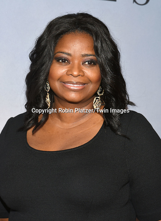 Octavia Spencer attends &quot;Hidden Figures&quot; Special Screening on December 10, 2016 at SVA Theatre in New York, New York, USA.<br /> <br /> photo by Robin Platzer/Twin Images<br />  <br /> phone number 212-935-0770