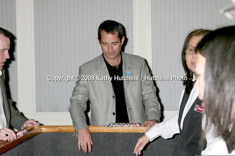 Anchor Bay Casino Night.Santa Monica, CA.January 6, 2008.©2008 Kathy Hutchins / Hutchins Photo...