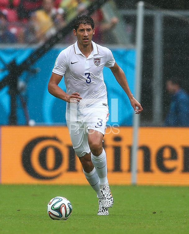 Omar Gonzalez of USA