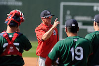 04.08.2015 - MiLB Greenville Drive Workout