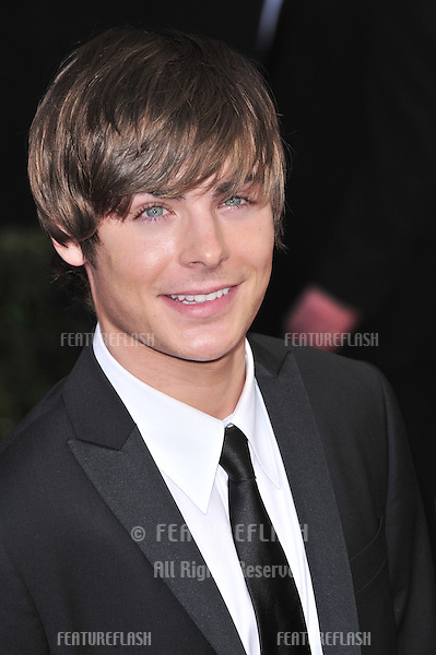 Zac Efron at the 14th Annual Screen Actors Guild Awards at the Shrine Auditorium, Los Angeles, CA..January 27, 2008  Los Angeles, CA..Picture: Paul Smith / Featureflash