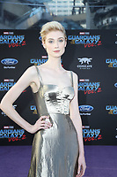 """19 April 2017 - Hollywood, California - Elizabeth Debicki. Premiere Of Disney And Marvel's """"Guardians Of The Galaxy Vol. 2"""" held at Dolby Theatre. Photo Credit: PMA/AdMedia"""