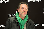 "Gines Garcia Millan attend the Presentation of ""Happy 140"" (Felices 140) Movie at Eurobuilding Hotel, Madrid,  Spain. April 07, 2015.(ALTERPHOTOS/)Carlos Dafonte)"