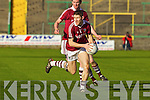 Aidan O'Sullivan Dromid Pearses v  Derrytresk in the AIB All Ireland Junior Club Championship Semi Final at Portlaoise on Sunday