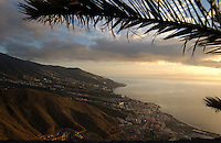 Santa Cruz de la Palma, capital of La Palma, Canary Islands, Spain.