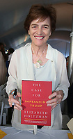 EAST HAMPTON, NY - August 10: Elizabeth Holtzman at the East Hampton Library Authors night on August 10, 2019 in East Hampton, NY. <br /> CAP/MPI98<br /> ©MPI98/Capital Pictures