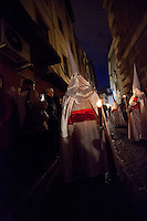 Procession of the Aurora, Albaicin, Granada