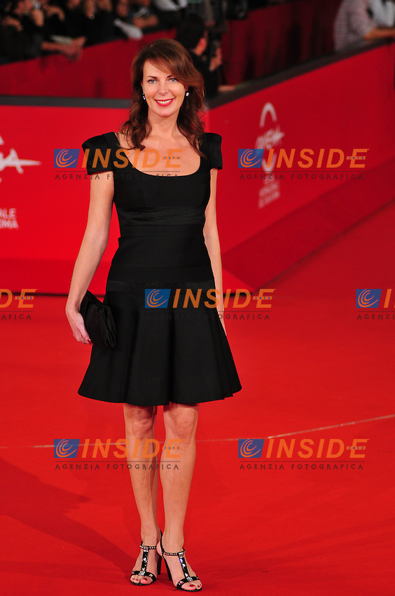 Third edition of the Rome International film festival<br /> Sonia Raule<br /> Roma 23/10/2008 <br /> Red Carpet 'L'uomo che ama'<br /> Photo &copy; Luca Cavallari Insidefoto