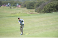 Paul Dunne (IRL) during the 3rd round of the VIC Open, 13th Beech, Barwon Heads, Victoria, Australia. 09/02/2019.<br /> Picture Anthony Powter / Golffile.ie<br /> <br /> All photo usage must carry mandatory copyright credit (&copy; Golffile | Anthony Powter)