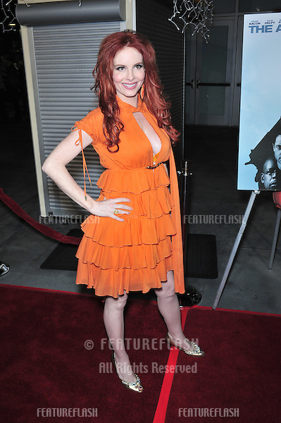 "Phoebe Price at the Los Angeles premiere of ""The Air I Breathe"" at the Arclight Theatre, Hollywood..January 15, 2008  Los Angeles, CA.Picture: Paul Smith / Featureflash"