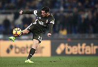 Calcio, Serie A: Lazio, Stadio Olimpico, 13 febbraio 2017.<br /> Milan's Jos&eacute; Ernesto Sosa in action during the Italian Serie A football match between Lazio and Milan at Roma's Olympic Stadium, on February 13, 2017.<br /> UPDATE IMAGES PRESS/Isabella Bonotto