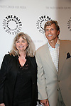 Grant Aleksander and wife Sherry attend the Goodbye to Guiding Light, 72 Years Young on August 19, 2009 at the Paley Center for Media, NYC, NY. (Photo by Sue Coflin/Max Photos)
