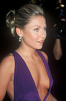 Kelly Ripa 1996 Daytime Emmy<br /> Awards By Jonathan Green