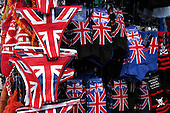 Union Flag Knickers and Socks at London's Camden Lock Market