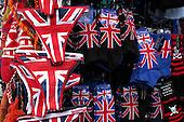Union Flag Knickers and Socks at London's Camden Lock Market